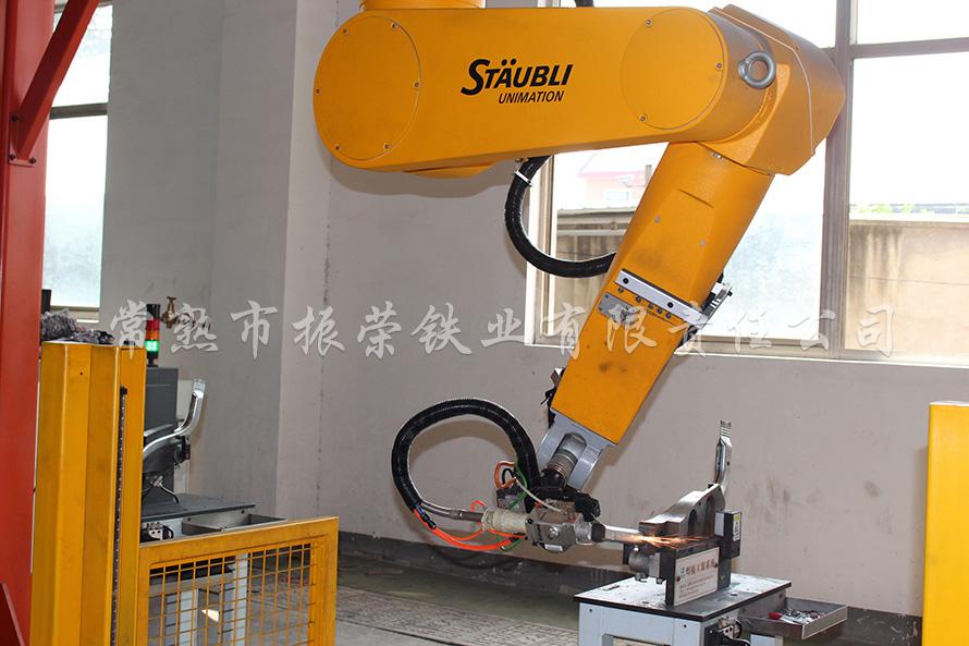 史陶比尔机器人激光切割机